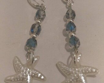 Starfish Bead Earrings