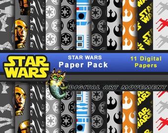 Star Wars Seamless Patterns,Star Wars Digital Gaming,Star Wars Arcade Gift Wrap,Star Wars Scrapbook,Star Wars Blog,Star Wars Wallpaper