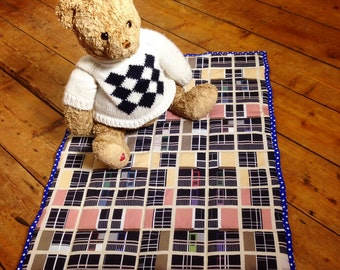 Baby Park Hill Quilt