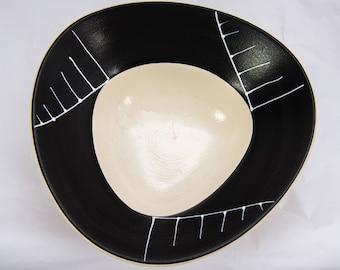 Big mid century bowl centre piece