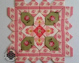 Lucy Boston Patchwork of the Crosses Mother's Day block kit 2018