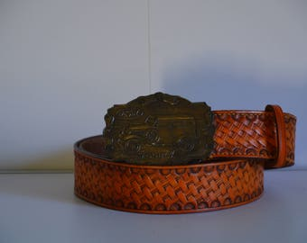 Ford Model A Buckle Belt