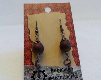 Dangling Keys Earrings