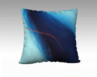 Oceano III Pillow Cover