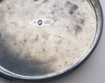 """7"""" Vintage Metal Hoop With Full Back"""