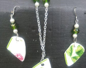 Jewelry Set + gift + birthday + Easter + Mother's Day