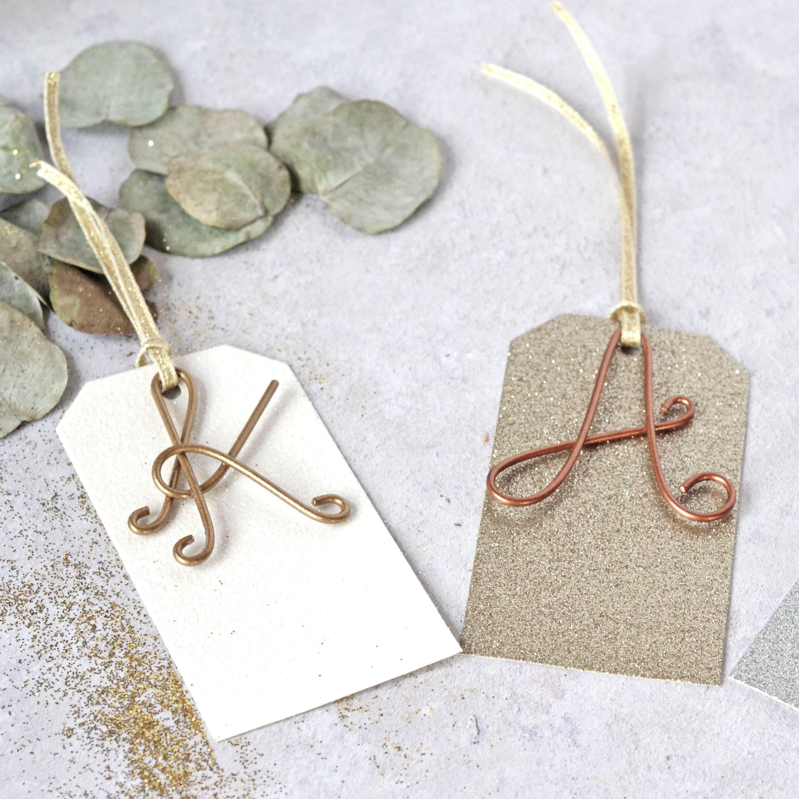 Personalisierte Geschenkanhänger Weihnachten