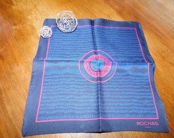 Rochas Foulard Vintage