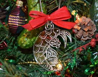 Ornament - Amphipod scud  | Science Ornament