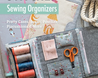 Stitched Sewing Organizers by Aneela Hoey 11239