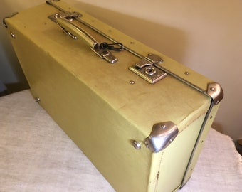 Vintage Soviet Suitcase