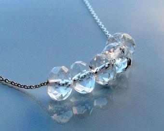 Carrie Diamond Necklace