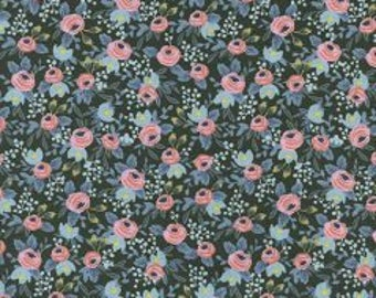 MENAGERIE By Rifle Paper Co.  For Cotton And Steel Fabrics Rosa Hunter