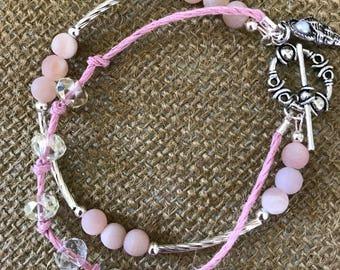 Beach inspired bracelet