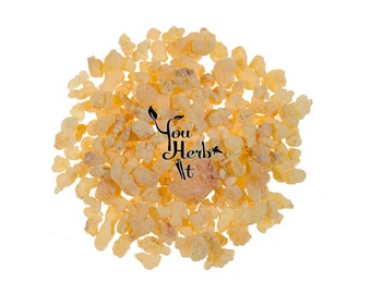 Frankincense Resin Tears Extra Coarse Grain (4-7cm) Incense - Boswellia Serrata