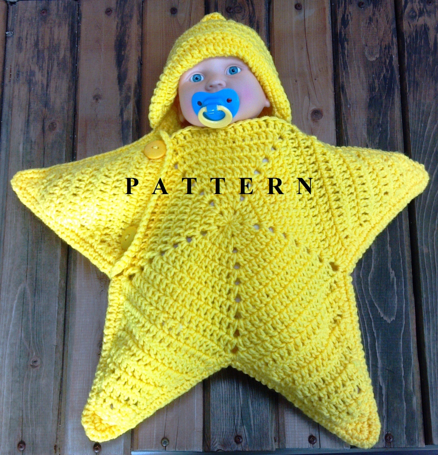 Starfish Baby Sleeper Pattern Starfish Baby Sleeper