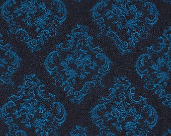 Curtain or Upholstery Decorative Jacquard Fabric