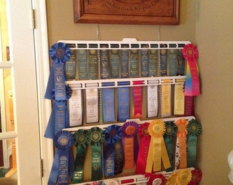 Dog Show Ribbon Display
