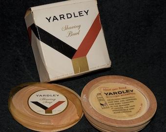 Yardley Shaving Soap