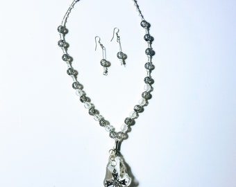 cross, jewelry, women, fashion, handmade, unique, crafts,