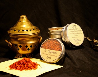 Padauk - TreeScents - Natural Wood Ritual Incense