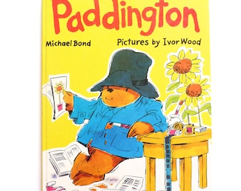 Fun and Games with Paddington by Michael Bond and Illustrated by Ivor Wood Paddington Book