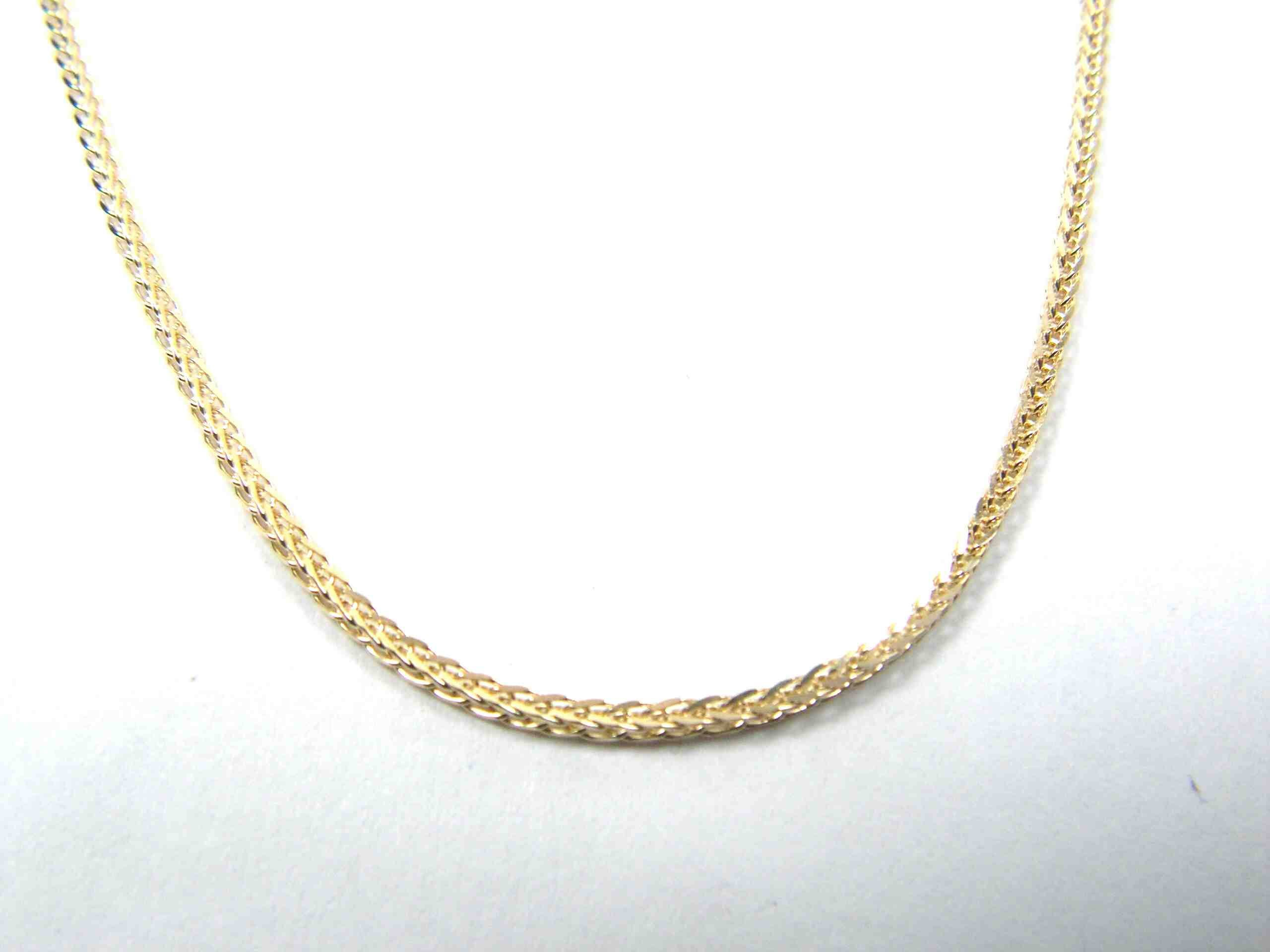 brilliant midwest and with art diamonds gorgeous design cut cable estate navette necklace pendant gold stamped chain geometric natural midwestartobjects solid