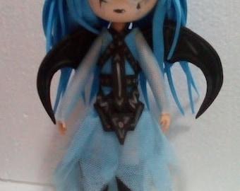 Black Angel Doll