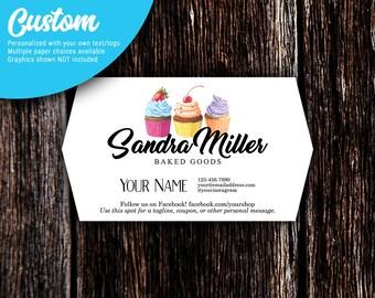 Business Cards | Retro Business Cards | Custom Business Cards | Calling Cards | Social Media Cards | SH510 01