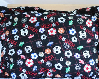 Soccer Balls and more pillows