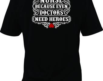 Ladies deserve a hot nurse fantasy, I'm just doing my part custom nurse shirt, APN shirt, RN shirt, male nurse gift, male nurse, to 4x