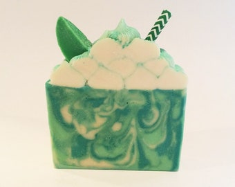 Natural Soap - Hand Made Soap - Handmade Gifts for Her -  Natural Soap Bar - All Natural Soap - Artisan Soap - Handcrafted Soap - Margarita