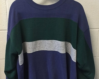 Classic Style Towncraft Vintage Sweater Large
