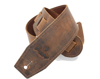 Leather Guitar Strap, Guitar Strap, Custom Guitar Strap, Guitar Strap Leather, Acoustic Guitar Strap, Electric Guitar Strap, Ghost Note