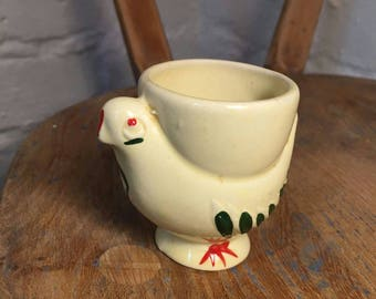 Vintage Chicken Egg Cup
