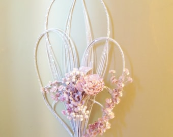 Floral Wreaths/Wall Decor: Ice Cream Series