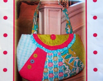 Sassy But Classy By All My Bags & Quilts Too Sewing Pattern Packet 2008