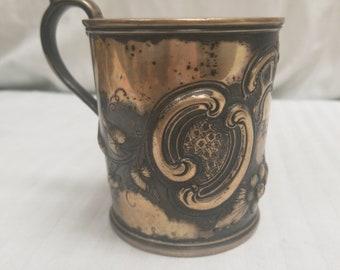 Tiffany & Co. Silver cup