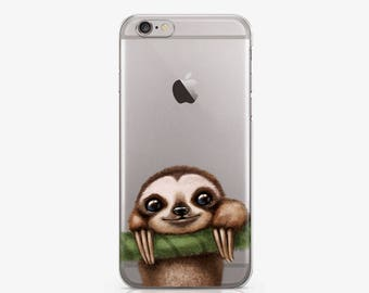 iphone 8 cases sloth