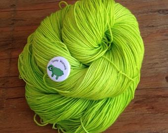 Sheep Wazowski - Hand Dyed Yarn
