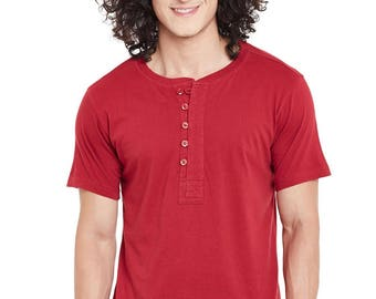 Henley Red