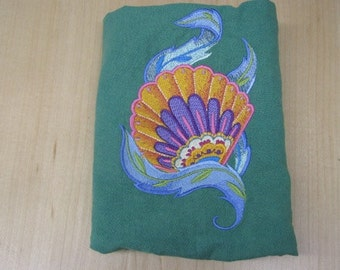 Shell Towel- DISCOUNTED for FLAW