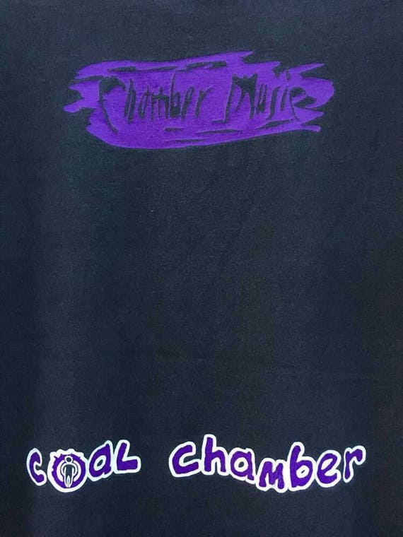 promo rare blue 90s grape coal by chamber Vintage shirt Tzvxdwq0zW