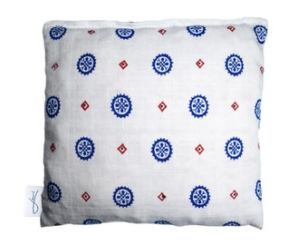 Swiss stone pine pillow organic - Made in Germany - Fresh, soothing fragrance    Lou-i arolla pine pillow