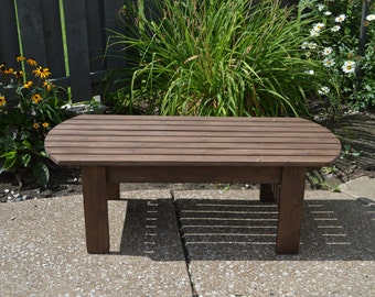 Attirant Pine Adirondack Coffee Table, Patio Table, Wooden Table, Outdoor Table,  Deck Table, End Table, Pine Table, Outdoor Furniture, Adirondack