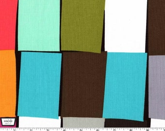 SALE - Chroma - Paint Chips by Mark Hordyszynski from Michael Miller
