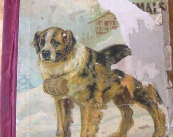 Victorian Era Children's Book, Child's Own Book of Animals, Book about Animals, Victorian Illustrations Animals