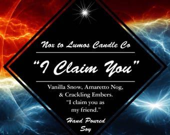 I Claim You