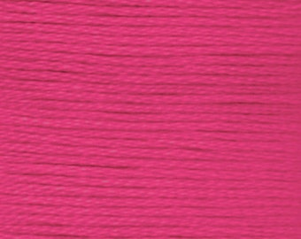 DMC 602 Cranberry Embroidery Thread – Embroidery Floss – Cotton Thread – Stranded Thread – DMC Thread – Embroidery Thread – Colored Thread