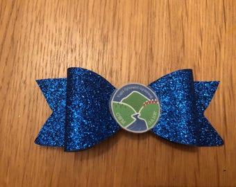 School hair bow